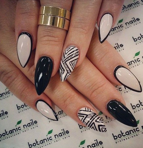 Give you 1000 nail art ideas pictures by Bestsolutions92