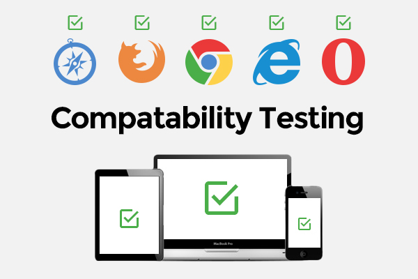 compatibility testing responsive