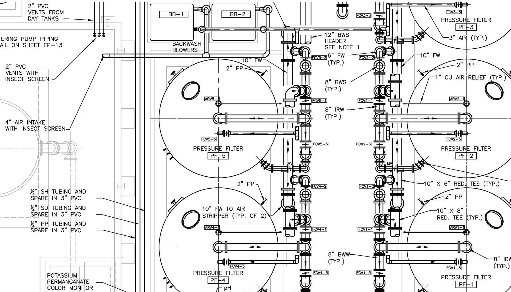 Develop And Review Equipment Piping Layout Drawings By Tubero Autocad