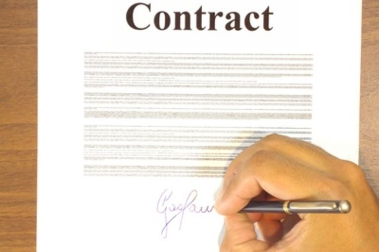 Professionally Write A Contract Agreement By Greendavis