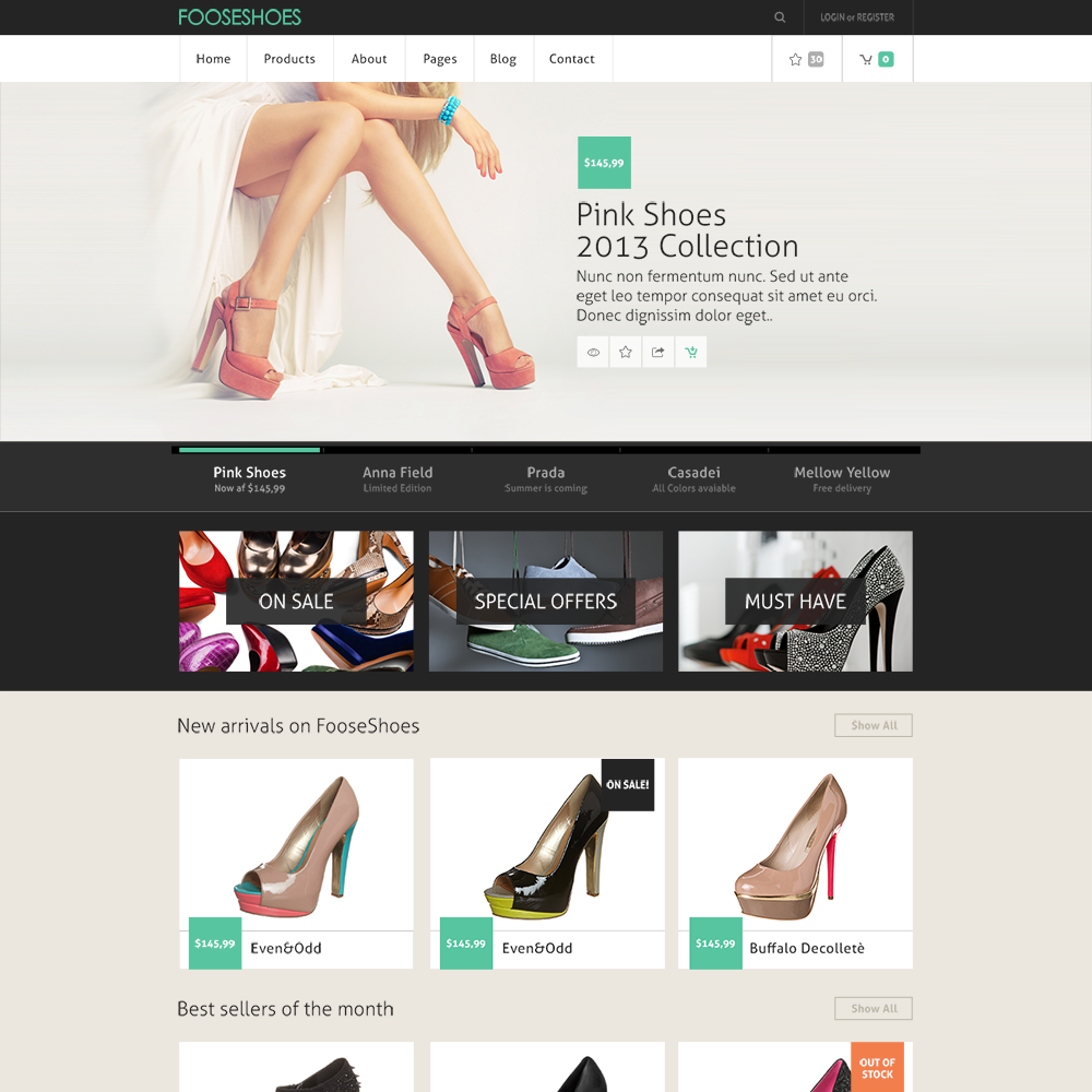 Design Professional Ecommerce Store Website By Hdesigner92