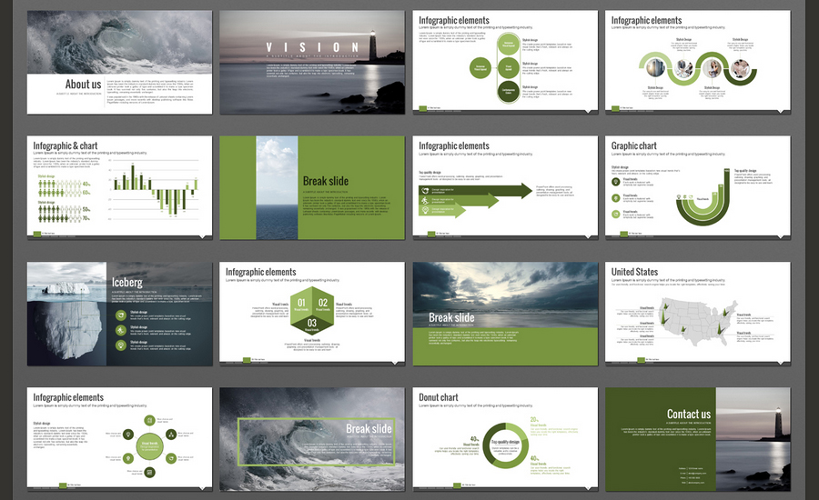 design a custom powerpoint presentation by destinymeese