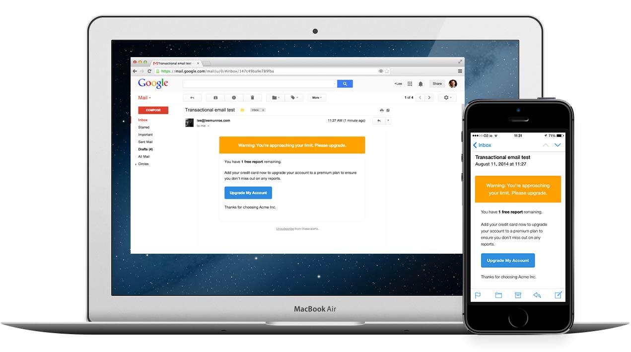 Create email template responsive in 12 hours by mdmonir35 maxwellsz