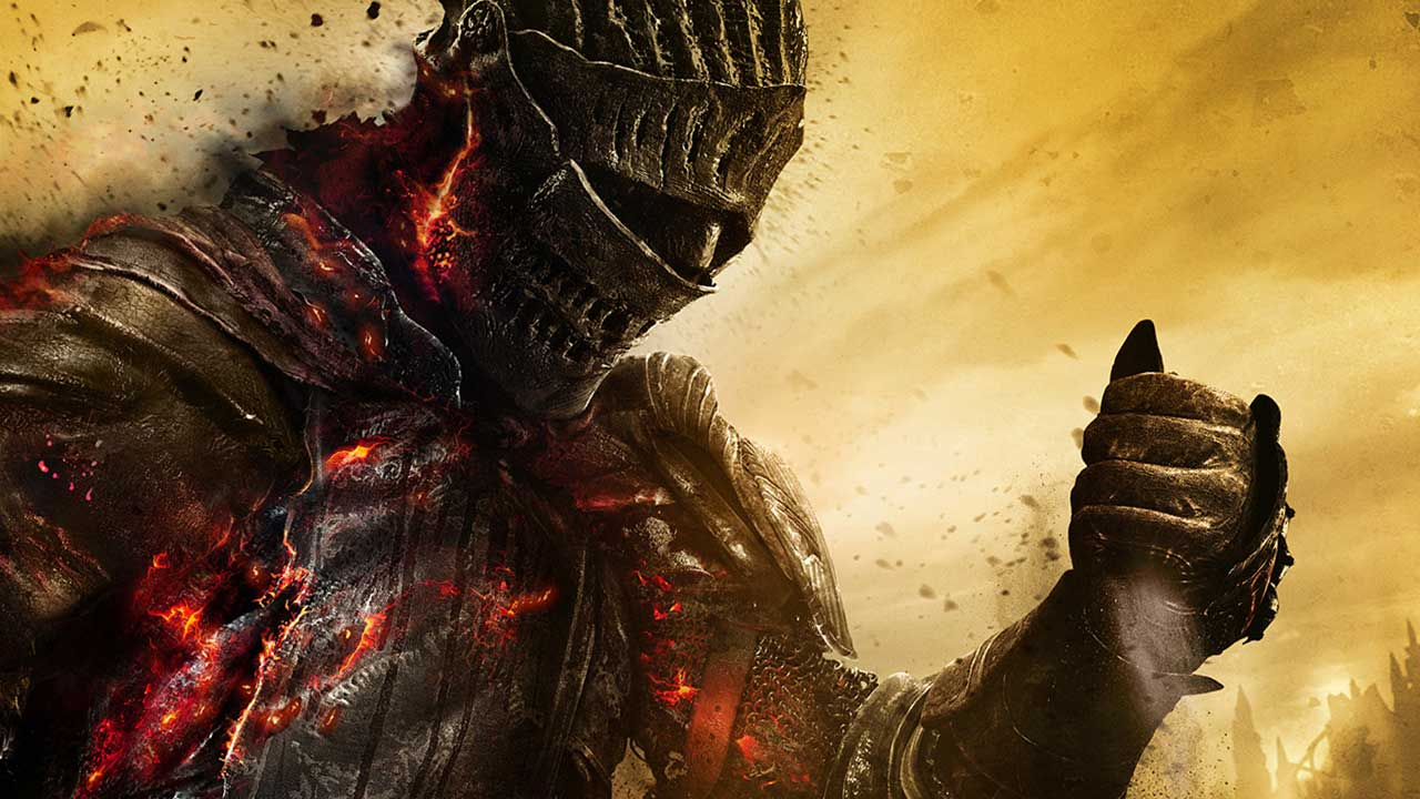 drop all weapons armor rings and soul stacks for you in dark souls 3