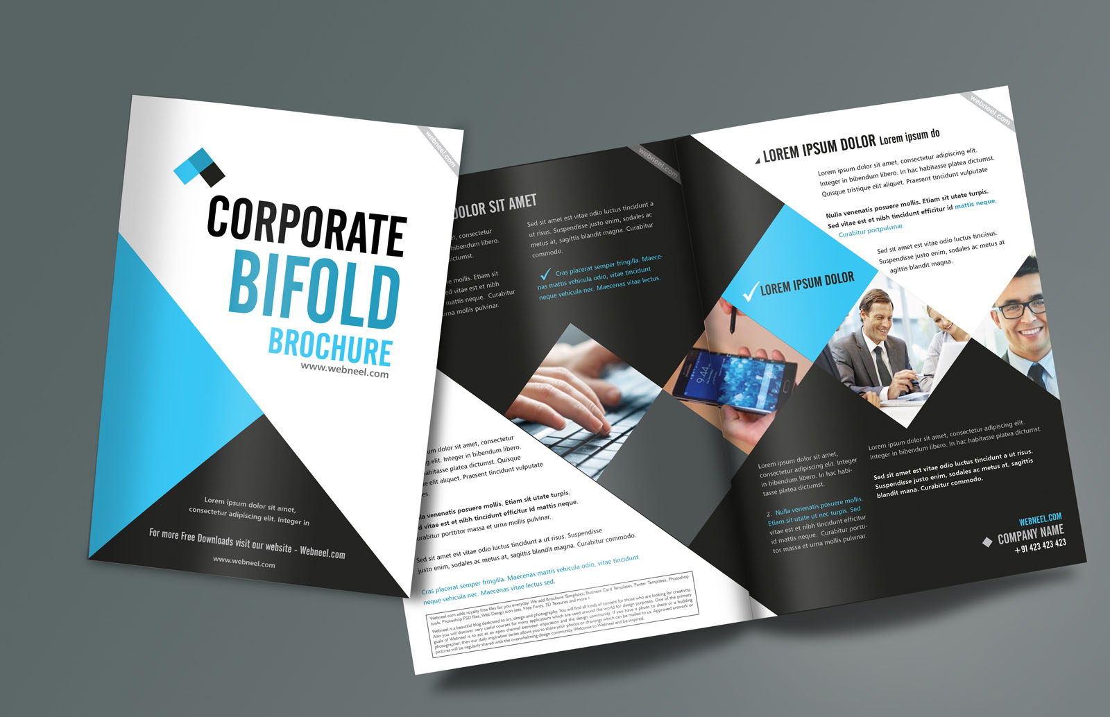 Do bifold brochure or trifold brochure design by Moumomtaj421