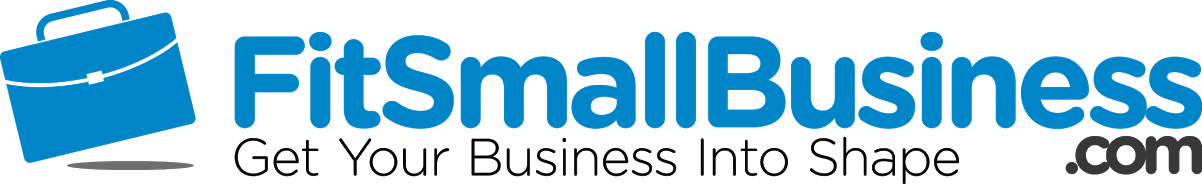 Fit small business logo