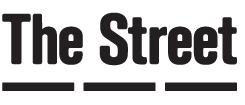The street alternate logo
